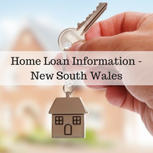 Home Loan Information - New South Wales