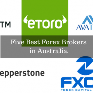 Five Best Forex Brokers in Australia