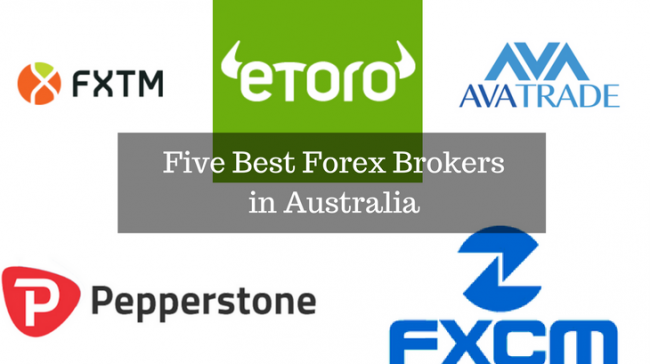 Aussie forex brokers