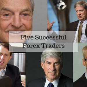 Five Successful Forex Traders