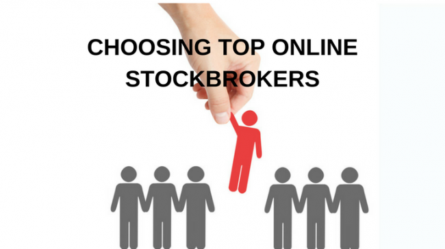 Choosing Top Online Stockbrokers